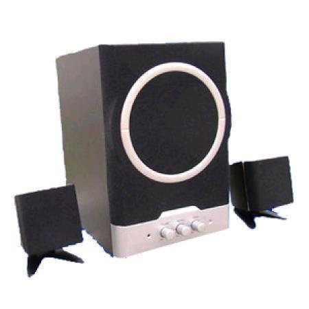 60W RMS 2.1 Subwoofer Speaker System