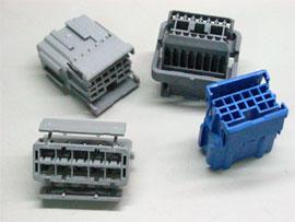Plastic parts (Пластмассовые детали)