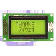 LCD MODULE SC0802A (LCD MODULE SC0802A)
