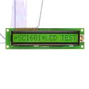 LCD MODULE SC1601D (LCD MODULE SC1601D)