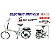 B-CTI-20EF Electric Folding Bike