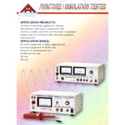 Hi-Pot / Punture & Insulation Tester (Привет-Pot / Punture & Insulation Tester)