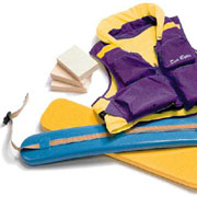 Water Sports Accessories & Life Jacket