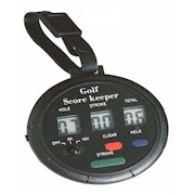 Golf Score Keepers/Bag Tags