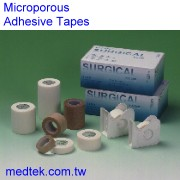 Microporous Adhesive Tapes