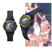W02 Sports LCD Watch (Air Shock)