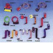 STEEL WIRE, CABLE LOCK/PAD LOCK (Стальной проволоки, тросика / PAD LOCK)