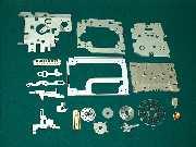 General Metal Stamped Parts (Генеральный металлов штампованные детали)