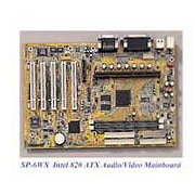 SP-6XW Intel 810 ATX Audio/Video Motherboard (SP-6XW Intel ATX 810 Аудио / видео материнских плат)