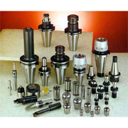 CNC Tooling System, Spring Collets, and Vises