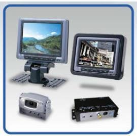 car rear view camera & monitor (автомобиля камера заднего вида & контроля)