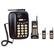 HT-3 Elite Multi-system Long-range Cordless Telephone