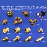 Pipe fittings and brass hose accessories (Трубы и фитинги Аксессуары шланга латунный)