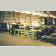 Plywood Production Line Back-end Section Equipment (Sperrholz Production Line Back-End-Bereich Technik)