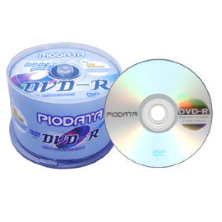 PioData DVD-R 8X Media