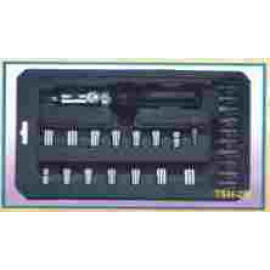 26 PCS BIT SOCKET SET (26 шт SOCKET BIT SET)