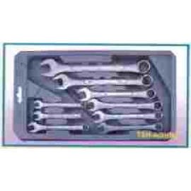 9 PCS S.A.E. COMBINATION WRENCH SET (9 шт S.A.E. COMBINATION WRENCH SET)