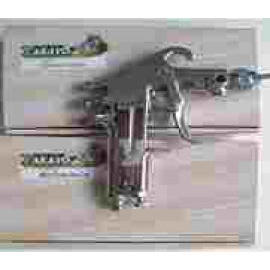 TIP SIZE SPRAY GUN GUCTION TYPE