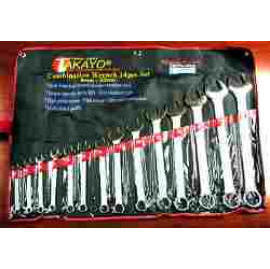 14 PCS COMBINATION WRENCH (14 шт COMBINATION WRENCH)