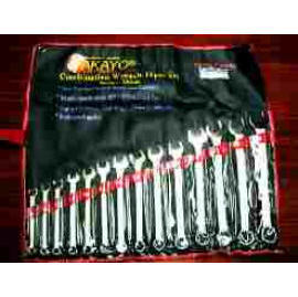 14 PCS COMBINATION WRENCH SET