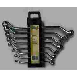 8 PCS DOUBLE BOX END WRENCH