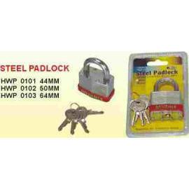 STEEL PADLOCK (STEEL PadLock)