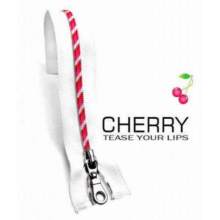 Color make-up zipper--Cheery