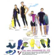 Wetsuit & Diving Suit And Swimming Vest