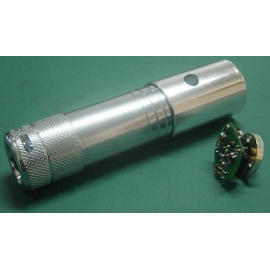 3W Hight Brightness LED flashlight (3W Höhe Brightness LED-Taschenlampe)