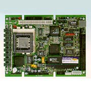 EM-586 Embedded SBC with LCD/VGA/Sound/LAN/Flash Disk for ZIF Socket 7 Processor (EM-586 Embedded SBC с жидкокристаллическим VGA / Sound / LAN / Flash Disk для ZIF Socket 7 процессор)