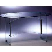 Tempered Glass Table (Закаленное стекло таблице)