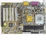 KT3ABX AMD Socket A Mainboard (KT3ABX AMD Socket плата)