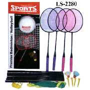 Badminton/Volleyball Set