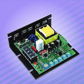 Brush DC Motor Driver
