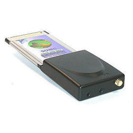 DAB Console for Notebook ( PCMCIA / Card Bus ,8 Channel Equalizer , Schedual Pla (DAB консоль для ноутбука (PCMCIA / Card Bus, 8-канальный эквалайзер, Расписание Пла)