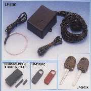Contactless Transponder Immobilizer (Immobiliser)