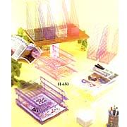 Transparente Datei-Halter (Kunststoff) / H-650 (Transparente Datei-Halter (Kunststoff) / H-650)
