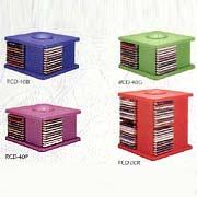 Plastic Revolving Storage Rack RCD-120B, P, R (Blau, Violett, Rot) (Plastic Revolving Storage Rack RCD-120B, P, R (Blau, Violett, Rot))