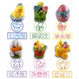 Rubber Stamps Available in Different Colors, Ideal as Promotional Items,Gift.