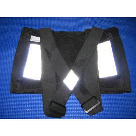 Reflective Back Support Belt