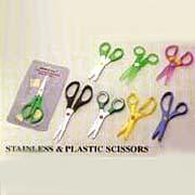 Stainless Scissors, Plastic Scissors (Нержавеющая ножницы, ножницы пластиковые)