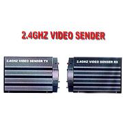 ALM-2410 2,4 GHz Wireless A / V-Sender (ALM-2410 2,4 GHz Wireless A / V-Sender)