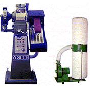 YK-555 Sole Rubbing Trimming Machine