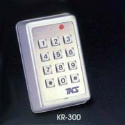 KR-300 Self Contained Stand Alone Code Access System (KR-300 Self Содержится Stand Alone кодекс Access System)