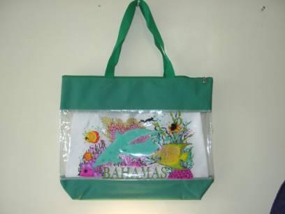 Zip Tote Bag (Zip Tote Bag)