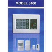 3400 Wireless Home Security System (3400 Wireless Home Security System)