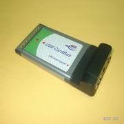 USB 2.0 Cardbus PC Card (USB 2.0 CardBus PC Card)