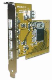 USB 2.0 Hi-Speed PCI CARD (USB 2.0 Привет-Sp d PCI CARD)