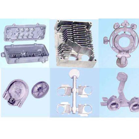 die casting, die casting parts, aluminum casting part, zinc parts