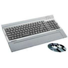 X-Slim Keyboard Struktur gebaut in Deckel und 2 USB-Hubs 2,0 Ver. (X-Slim Keyboard Struktur gebaut in Deckel und 2 USB-Hubs 2,0 Ver.)